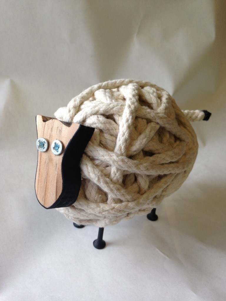 ......that little sheep went to market and this little Sheep went to a sheens sheep competition winner!